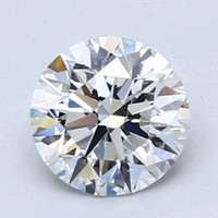 Blue Nile 0.80克拉圆形切割钻石(切工EX 成色E色 净度VVS2)