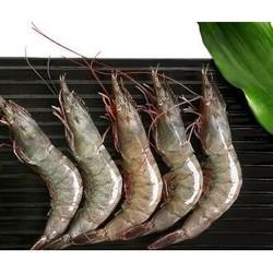 简味鲜 活冻泰国虾 500G 12-15只/盒  *3件