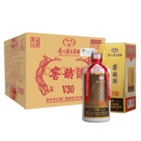 MOUTAI/茅台 窖龄酒V30 52度浓香型白酒 500ml *6瓶 整箱装