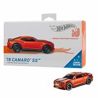 """Hot Wheels 特斯拉模型 S id '18 Camaro SS """"Multi"""""""