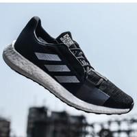adidas 阿迪达斯 SenseBOOST GO 男子跑步鞋