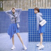 PINKO 品高 LOVE系列 女士粒面皮革燕子包单肩斜挎包