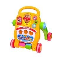 ANPANMAN 面包超人 多功能音乐婴儿学步车