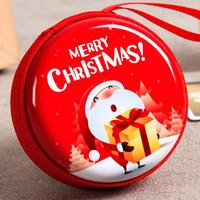 huihua 绘话 圣诞零钱包 7*3.5cm 2只装