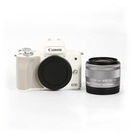 双12预热0点前2小时:Canon 佳能 EOS M50 无反相机 EF-M15-45mm IS STM 套机