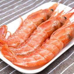 寰球渔市 阿根廷红虾 净重2kg