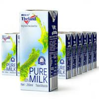 Theland 纽仕兰 全脂牛奶 250ml *24盒 *5件