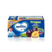 Mellin 美林 婴儿西梅泥 100g 2罐装 *15件
