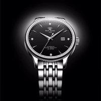 天王表手表 昆仑系列爆款经典 时尚商务男士手表自动机械表潮流休闲正品男表GS5876