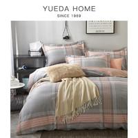 全棉生态磨毛加厚四件套 北欧风冬季床上用品被套床单