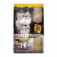 nutram 纽顿 T22 无谷全龄猫粮 鸡肉 5.45kg