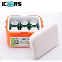 艾森斯(icers)高品质5L户外PU保温箱 医用药品胰岛素冷藏箱 保鲜箱 烧烤