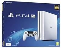 Sony 索尼 PlayStation 4 PS4 Pro 1TB 白色