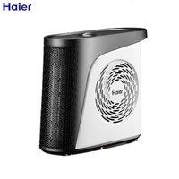 海尔取暖器家用暖风机台式电暖风浴室加热器节能省电办公室速热电暖气小型烤火炉HN1805 *5件