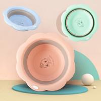 集得(JDCOCO)可折叠婴儿脸盆   混色三个装 *6件+凑单品