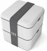 monbento 网红双层方形便当盒/午餐盒