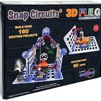 Elenco Snap Circuits 3D M.E.G. 电子发现套件