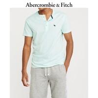 Abercrombie&Fitch男装 潮流标识款亨利式上衣 246506-1 AF