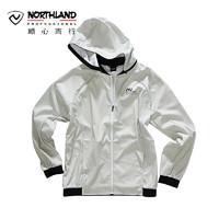 【品牌特惠】NU诺诗兰户外休闲卫衣运动时尚男式弹力外套KL075203
