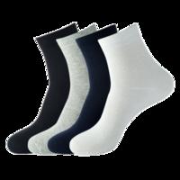 卡同 0004 男士棉质袜子 5双装