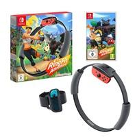 Nintendo 任天堂 Ring Fit Adventure 健身环大冒险 健身游戏