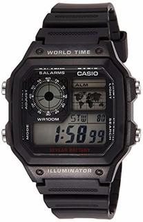 CASIO 卡西欧 AE-1200WH-1A 男士手表