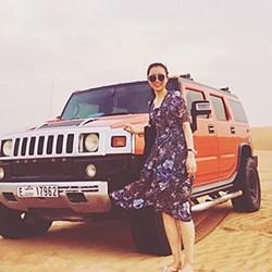 可包车、选营地!迪拜冲沙一日游