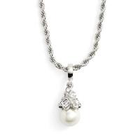 Givenchy/纪梵希 典雅系列白色 珍珠女士项链