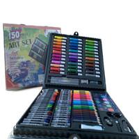 KOWELL 儿童水彩笔绘画套装 150件套+2本画本