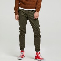 KAMA 卡玛 2417309 小脚收口工装裤