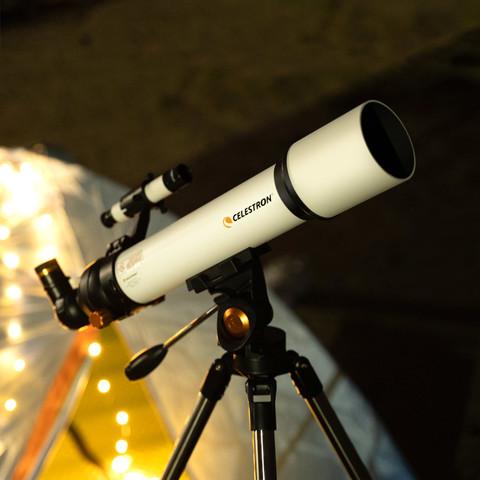 CELESTRON 星特朗 SCTW-70 天文望远镜 白色