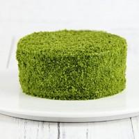 猫叔猫山王 抹茶双层芝士蛋糕 220g