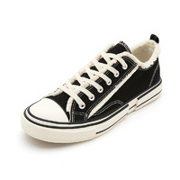 回力官方旗舰店 正品男女鞋休闲鞋低帮运动鞋毛绒鞋边 WXY-A713G