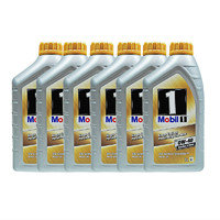 Mobil 美孚 欧洲进口 1号 FS 0W-40 SN级 全合成机油 1L 6桶装