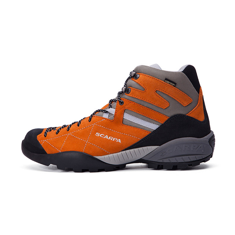 SCARPA 思卡帕 GTX防水徒步鞋斯卡帕户外男女款登山鞋 60270-200