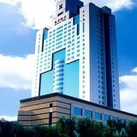 泉州悦华酒店1晚+双早+双人下午茶 亲子套餐含行政酒廊