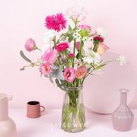 REFLOWER 花点时间 仙境系列 季度12束+赠花瓶1只