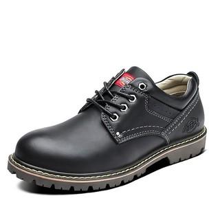 历史低价 : Dickies 帝客 193M50LXS32 男士低帮马丁靴