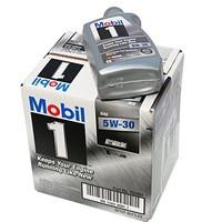 88VIP : Mobil 美孚 美孚1号 SN 5W-30 全合成机油 946ml*6瓶