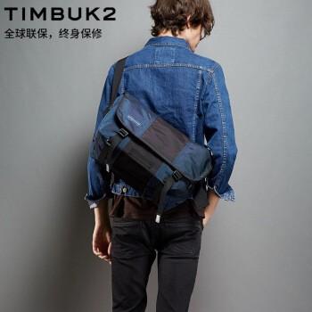 TIMBUK2 天霸 邮差信使包 TKB116-1-2000 S号