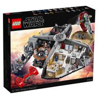 LEGO 乐高 积木玩具 星球大战系列 75222云中之城