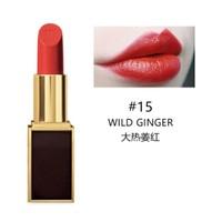 TOM FORD 汤姆·福特 黑金黑管唇膏 3g #15 Wild Ginger