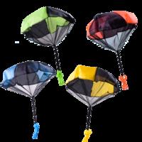 法塞纳 手抛式降落伞玩具 48*43cm 颜色随机