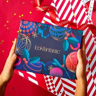 LOOKFANTASTIC 12月圣诞限定美妆礼盒