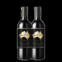 Eton 伊顿 设拉子红葡萄酒 750ml 2017年  2瓶装