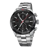值友专享、银联专享:ORIS 豪利时 Artix GT 01-774-7661-4424-07-8-22-87 男士手表