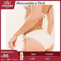 Abercrombie&Fitch女装 钩织款泳裤 240479-1 AF