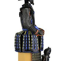 miniQ模型魔方003 伊达政宗的具足 全高约75mm PVC&ABS制 涂装完成品 手办