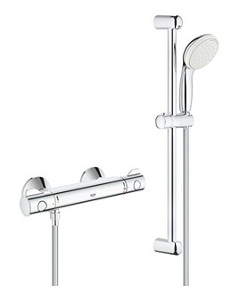 GROHE 高仪 34565001 Grohtherm 800 恒温淋浴套装