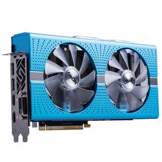 Sapphire 蓝宝石 RX590 2048SP 8G 显卡 超白金极光版